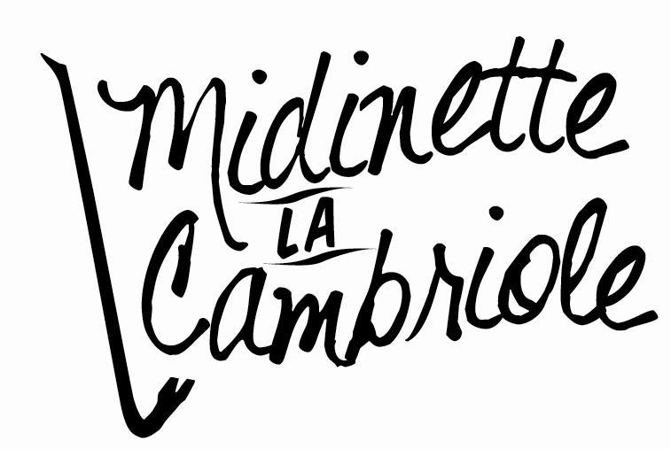 mode concours Midinette la Cambriole