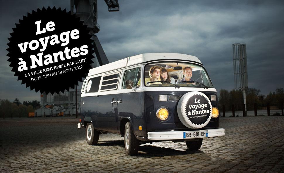 évènement Le voyage à Nantes