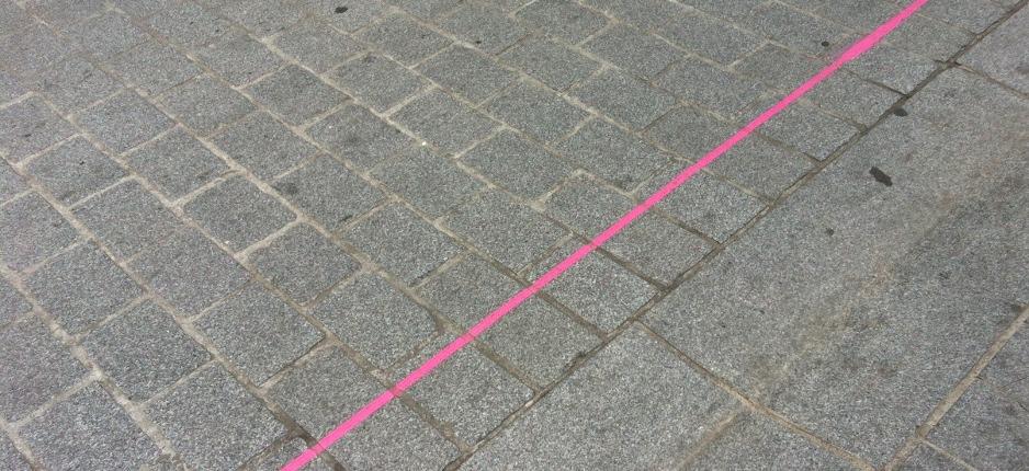 Nantes parcours ligne rose
