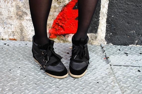 sneakers baskets compensées Isabel Marant eBay