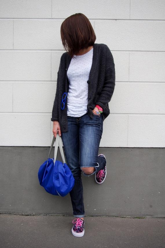 look tendance street casual Hellocoton