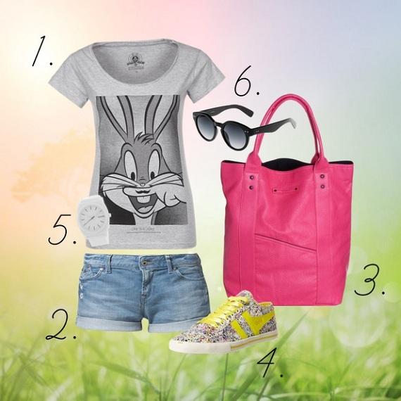 mode sélection tendance shopping printemps Zalando