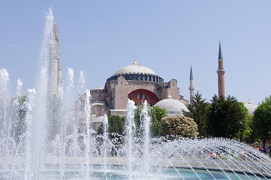 Hellocoton voyage Istanbul Turquie