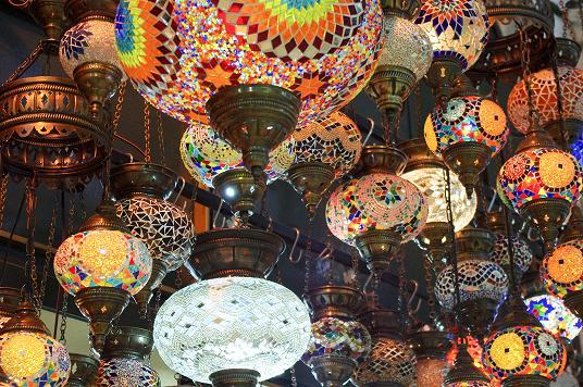La Grand Bazar Istanbul Turquie