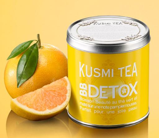 concours Kusmi Tea BB Detox