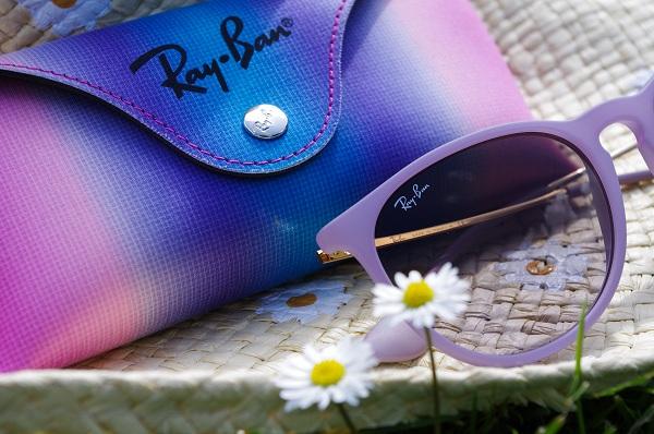 lunettes soleil Ray-Ban Erika