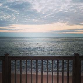 photo Instagram couché soleil
