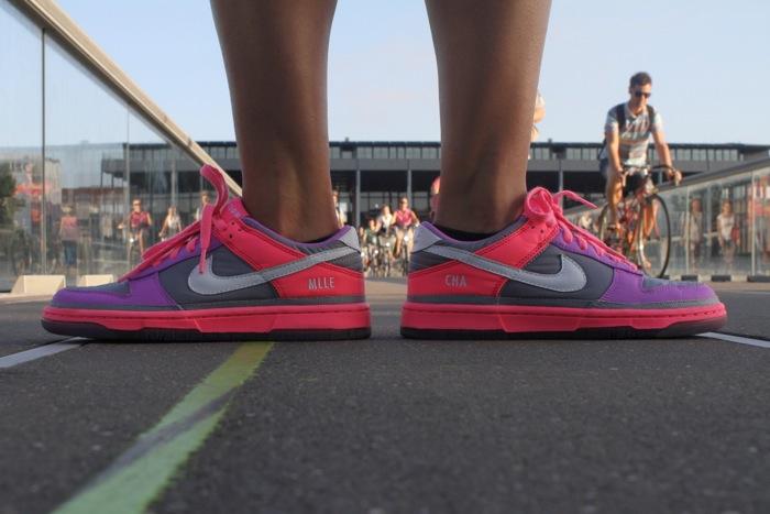 baskets Dunk Low iD Nike