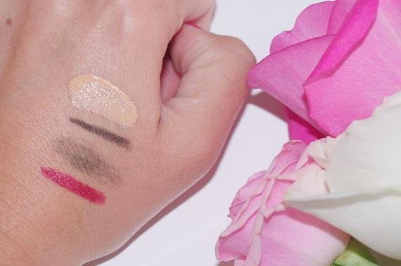 test avis beauté maquillage démaquillant