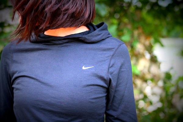 mode concours Nike running