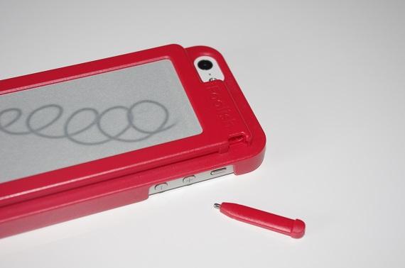 coque housse iPhone marrante ardoise magique