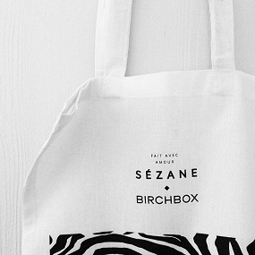 tote bag Sézanne Birch Box