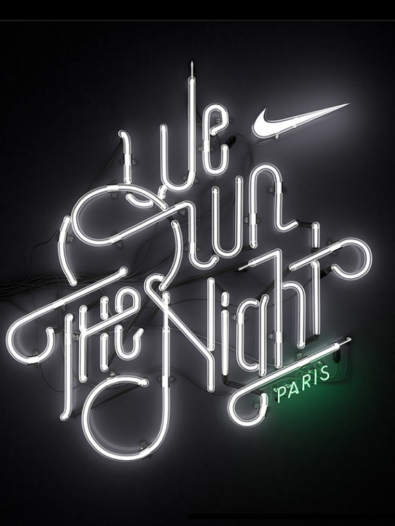 Nike We Own The Night 2014