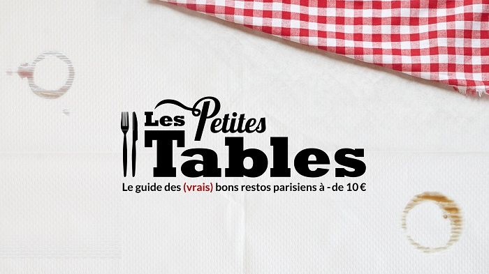 Les Petites Tables bons plans restaurant Paris