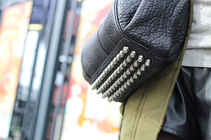 sac Rockie Alexander Wang noir