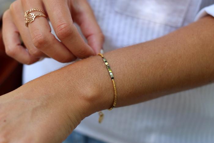 bracelet Kenya Mademoiselle Antoinette Amogado