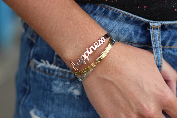 bracelets joncs MYA BAY