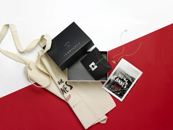 Iconic Box bijoux Yes we Cannes