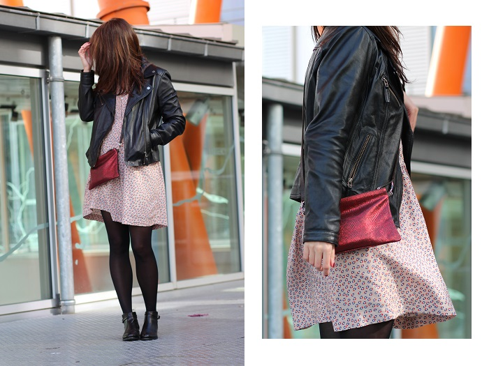blog mode look rock cuir