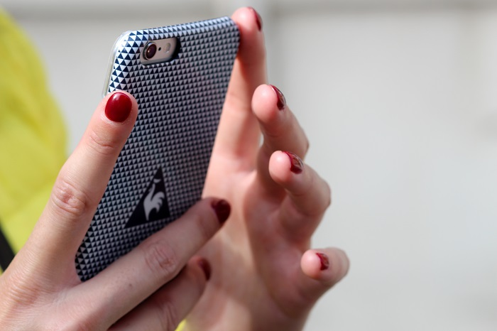 coque iPhone 6 Le Coq Sportif