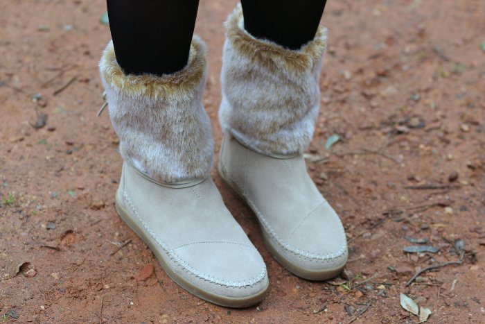 bottes Nepal boots TOMS