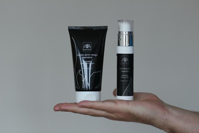 gamme soins cosmétiques homme Koncustador