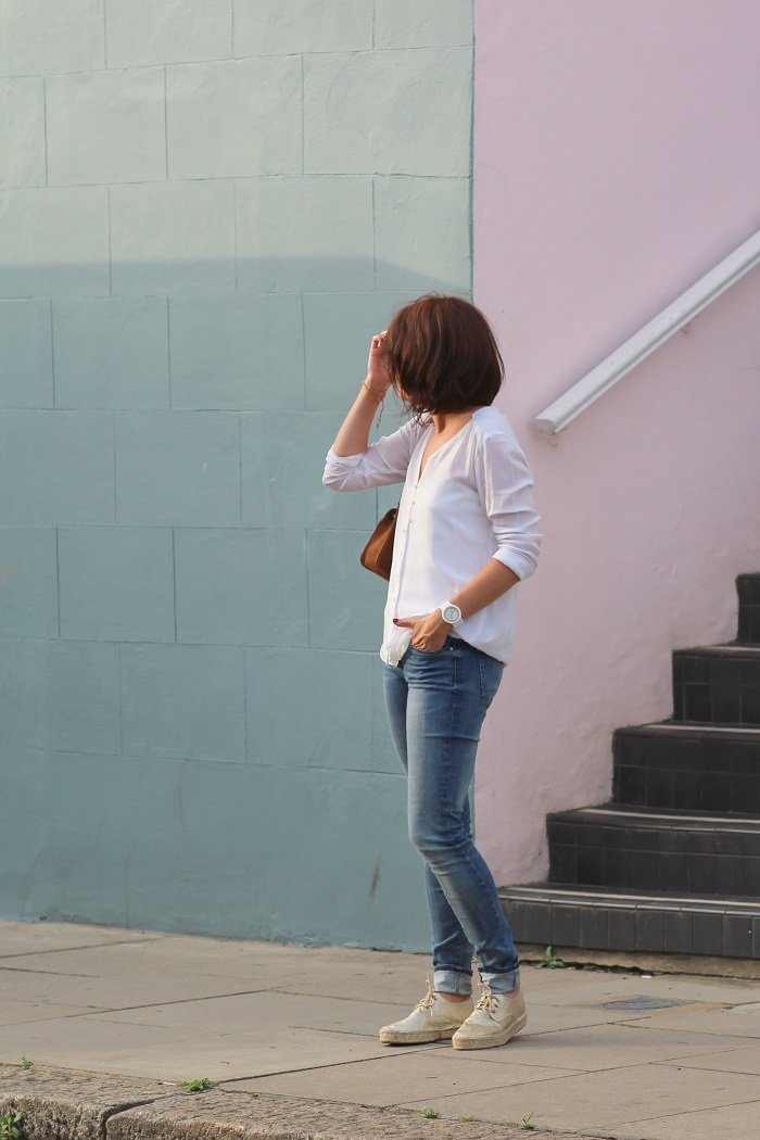 blog mode look tenue casual