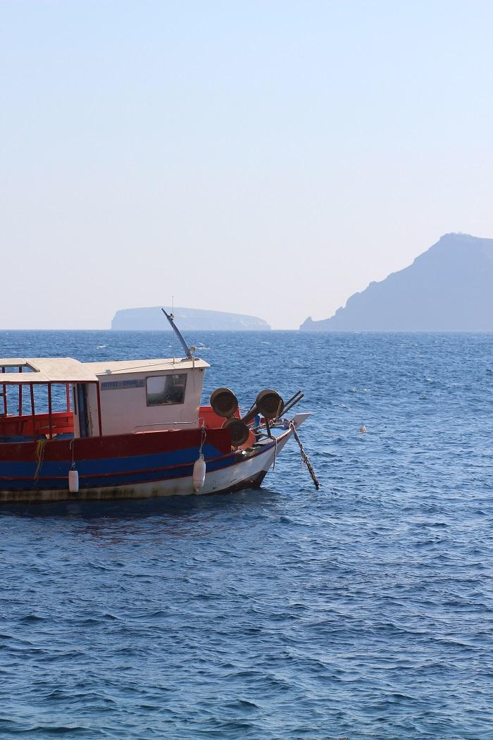 Santorin Grèce voyage vacances
