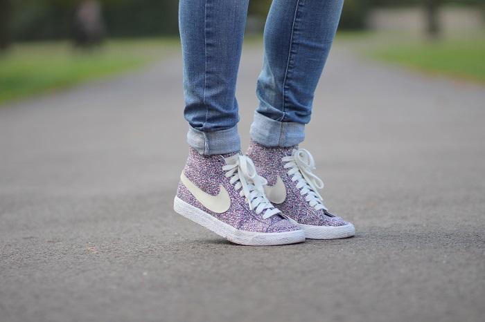 baskets sneakers Blazer Nike Liberty