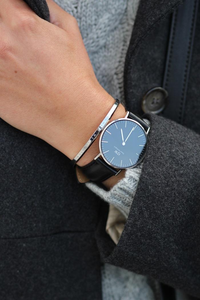 montre bracelet Daniel Wellington
