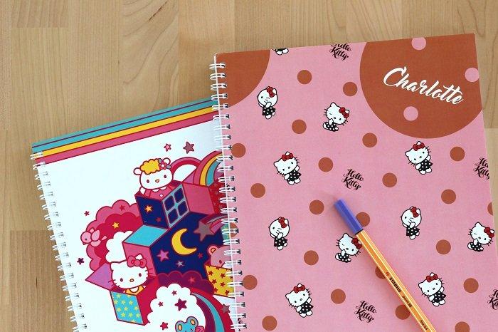 produits personnalisables Hello Kitty
