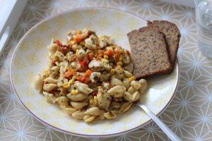 Photo d'un plat minceur proposé par le régime Dietbon