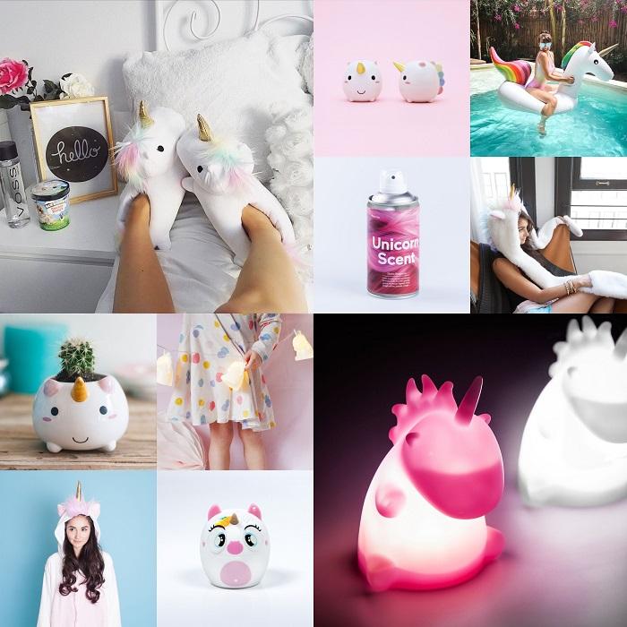 idée cadeau licorne Mad'moiselle Cha, le blog : Idées cadeaux pour les fan de licornes ! idée cadeau licorne