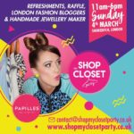 See you tomorrow! La 3me dition de shopmyclosetparty cest demainhellip
